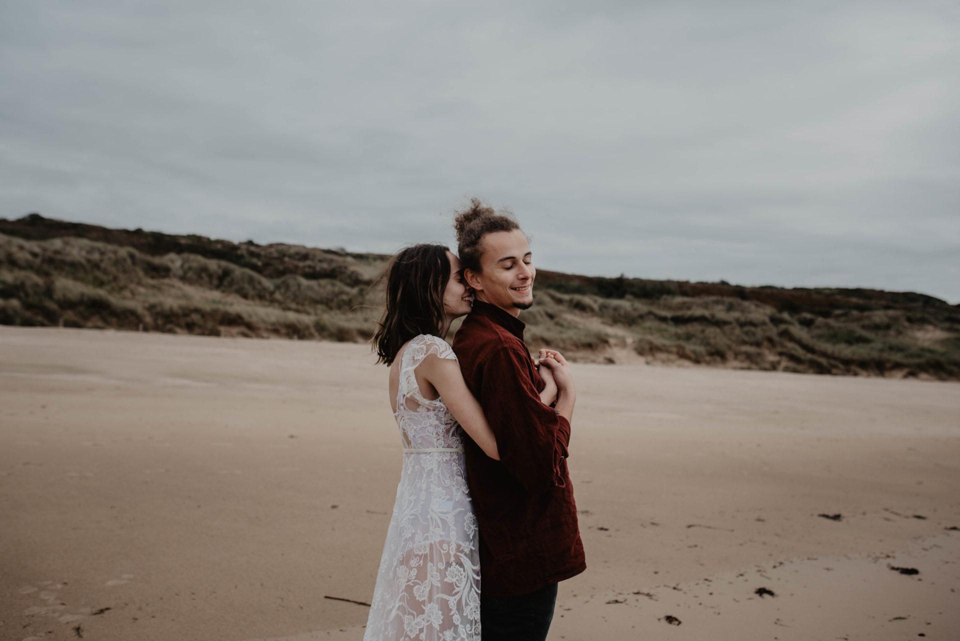 séance couple mer